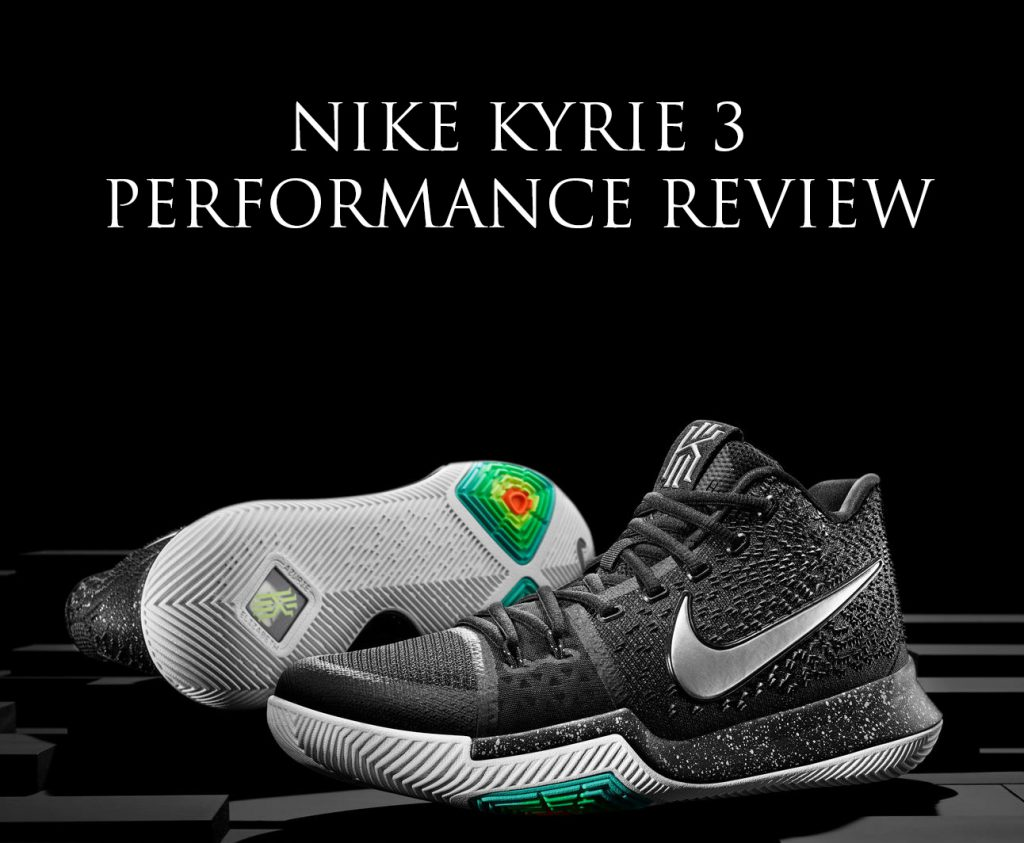 today we have the brand new nike kyrie 3. this is the 3rd kyrie irving signature shoe. nike did a gr