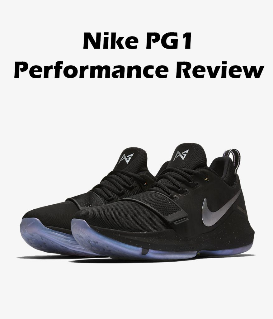 0a8b1eb1de6 Today we have the brand new Nike signature shoe – The Nike PG 1. This is  the first signature sneaker for Paul George. Now