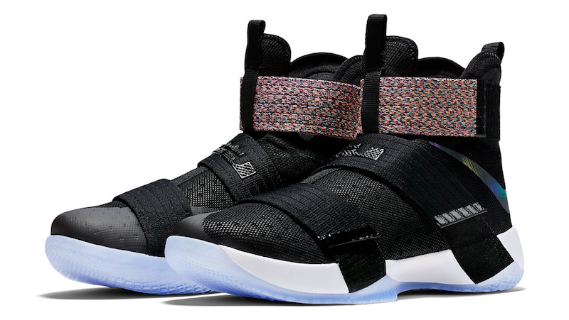 the best attitude e2b47 ce497 Nike LeBron Soldier 10 – Performance Review   Breakdown   BASKETBALL ...