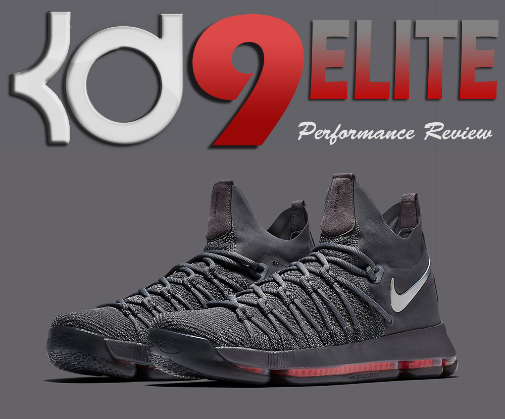 Nike KD 9 Elite REVIEW – Worth Over The Regular Version ... 985ed8df14