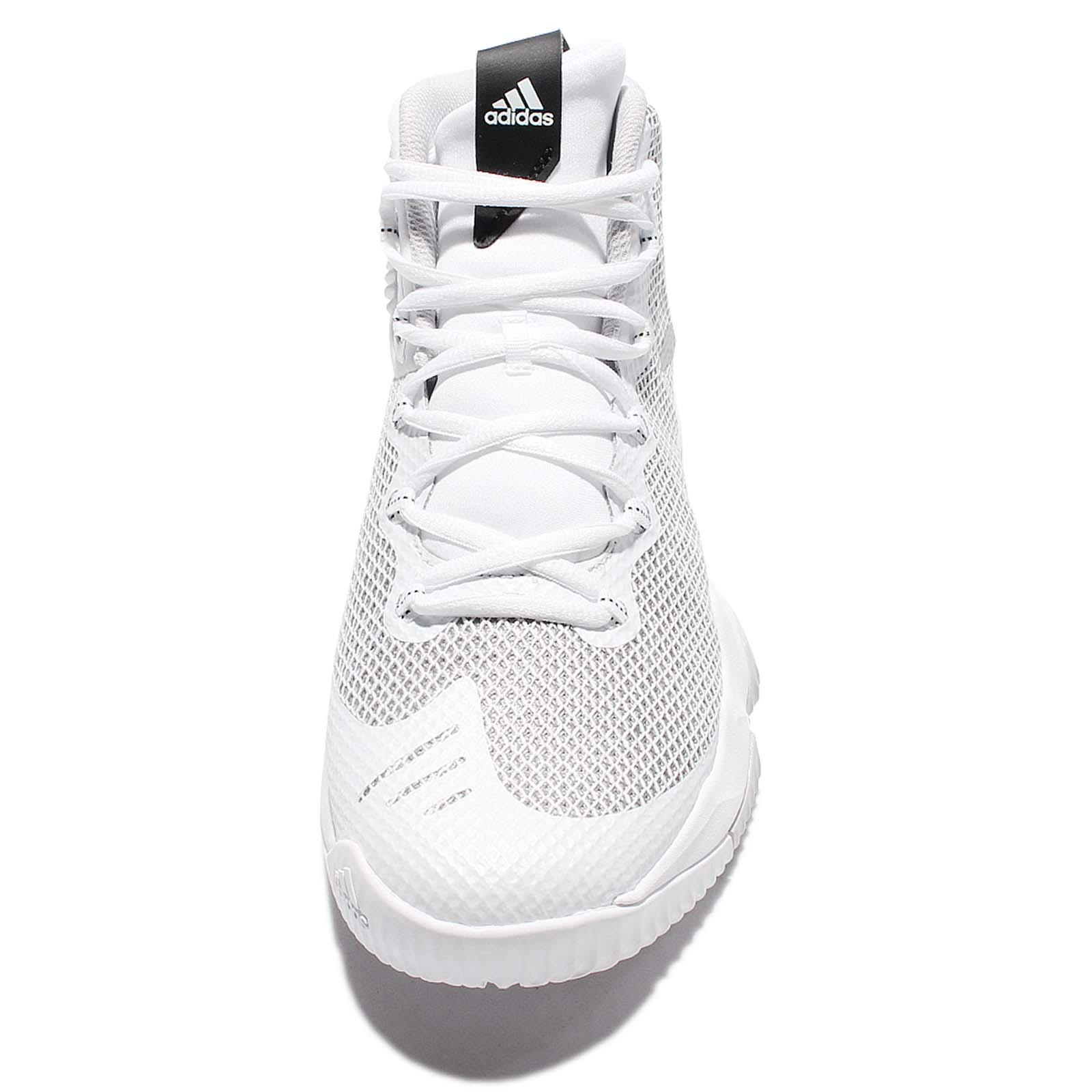 quality design 9d36c 7ce82 We got sick material combo featuring in the adidas Crazy Hustle – textile  mesh for comfy fit, Fuse overlays in high wear areas and Neoprene in the  back.