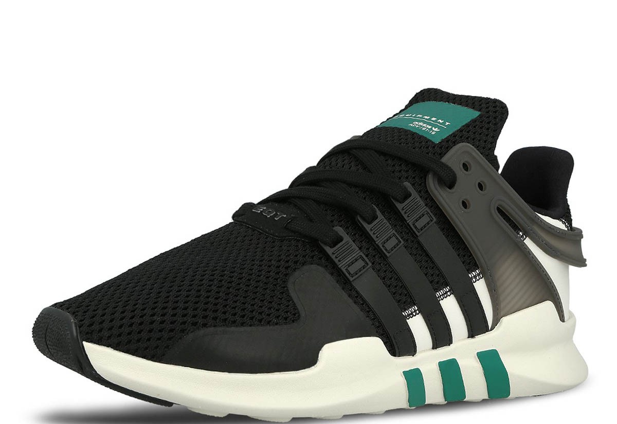 new arrival 38855 d0af9 adidas EQT SUPPORT ADV REVIEW – A Blast From The Past  BASKE