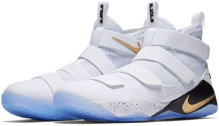 d2b17a8f9835 Nike LeBron Soldier 11 REVIEW – Nike s Huge Statement