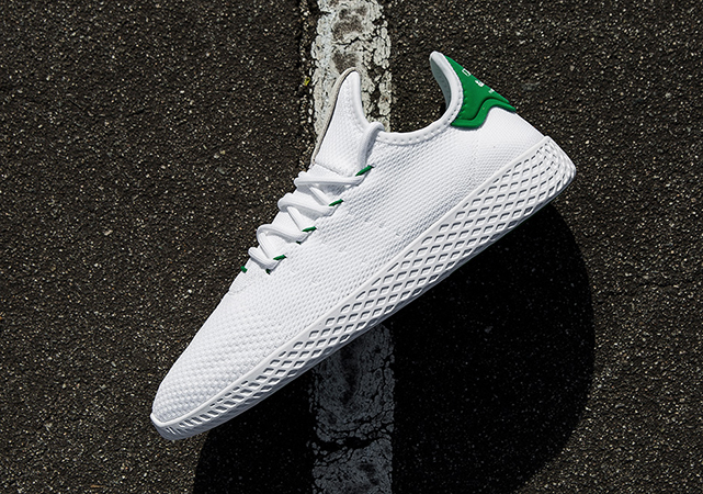 adidas Pharrell Williams Tennis Hu REVIEW – More Than A Sneaker ... a6055b201ce