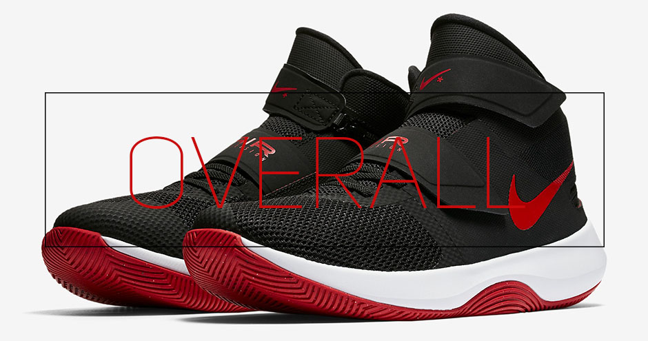 carbón oficial Tercero  NIKE AIR PRECISION FLYEASE REVIEW – THE BEST BANG FOR YOUR BUCK PERFORMER |  BASKETBALL DIAGNOSTICS