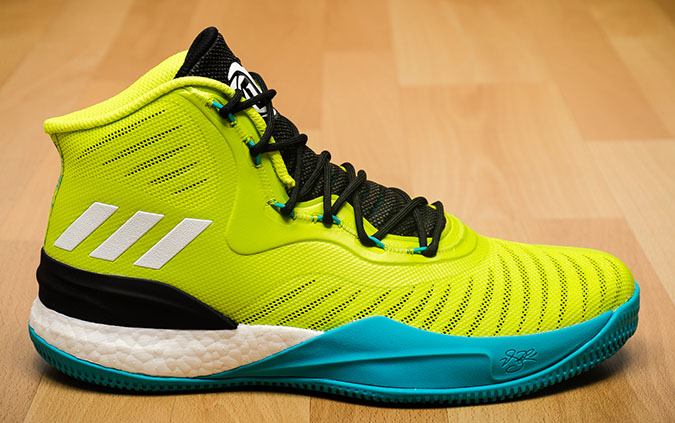 best cheap 5715a fe283 ADIDAS D ROSE 8 REVIEW – INCREDIBLE SLEEPER!