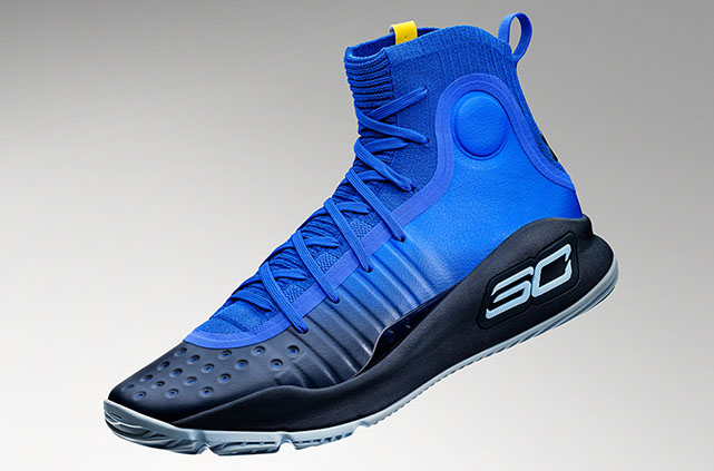 8719452811bd UNDER ARMOUR CURRY 4 REVIEW – Most Advanced Guard Shoe ...