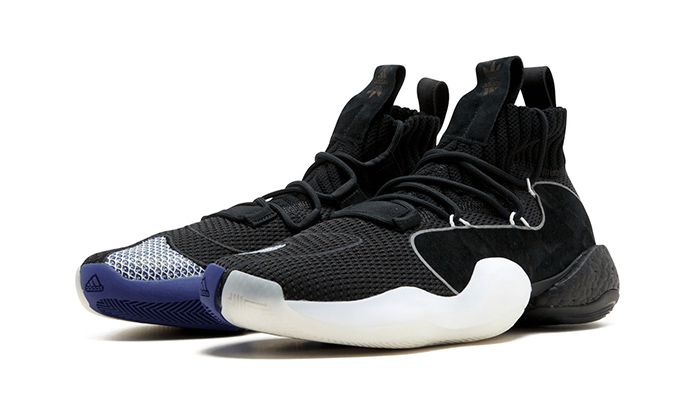 best website 5506c 940ef adidas Crazy BYW X REVIEW – Is It So CRAZY Good