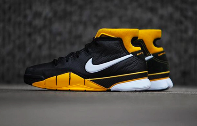 the best attitude 94b34 d3c8a NIKE KOBE 1 PROTRO REVIEW – Retro That Still Got Game!