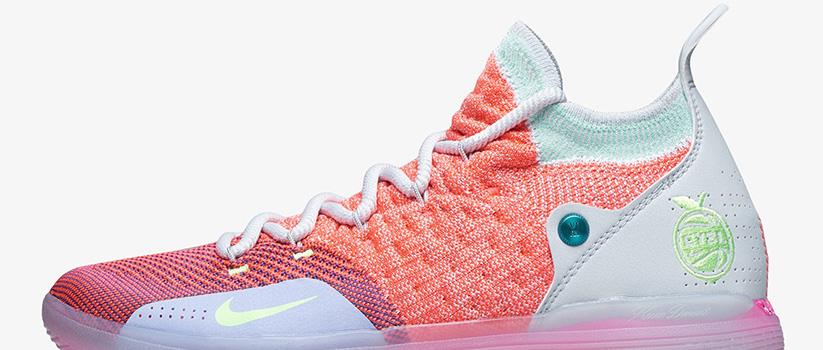 83ceb4d81b0f NIKE KD 11 REVIEW – Softer Than a Cupcake