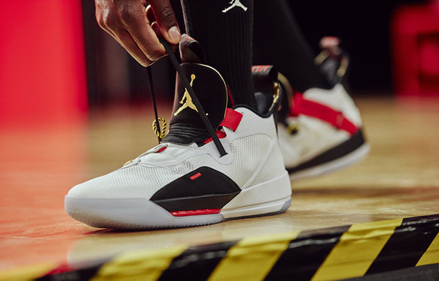 9f6a0a219ff Air Jordan 33 REVIEW – It's DIFFERENT | BASKETBALL DIAGNOSTICS