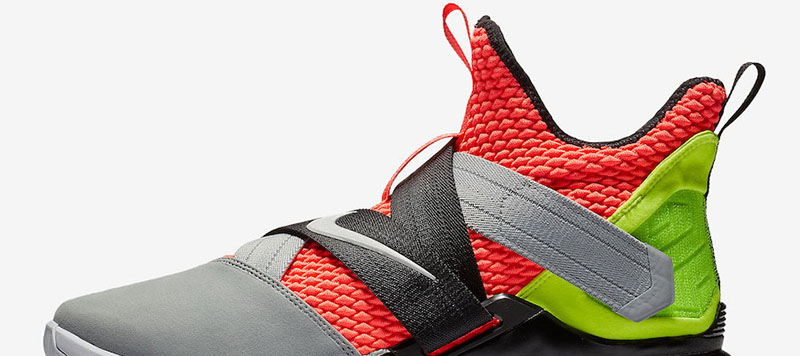 super cute 03c36 430a5 Nike LeBron Soldier 12 REVIEW – Checks Over Stripes ...
