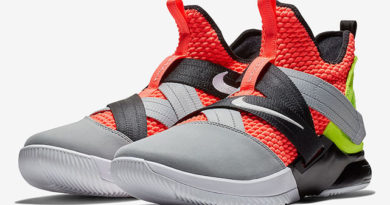 7c275b120172 Nike LeBron Soldier 12 REVIEW – Checks Over Stripes