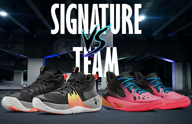 Under Armour Embiid 1 vs Hovr Hovac 3 – Performance Battle